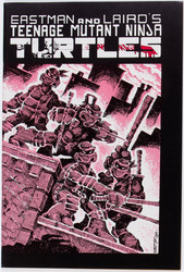 Teenage Mutant Ninja Turtles #1 3rd printing (1984 - 1993) Comic Book Value