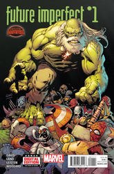 Future Imperfect #1 Land Cover (2015 - 2015) Comic Book Value
