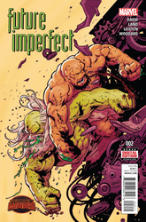 Future Imperfect #2 Land Cover (2015 - 2015) Comic Book Value