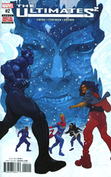 Ultimates 2 #2 Foreman Cover (2016 - 2017) Comic Book Value