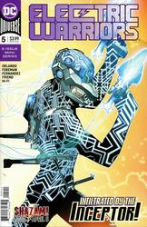 Electric Warriors #5 (2019 - 2019) Comic Book Value