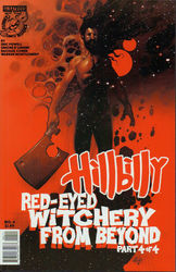 Hillbilly: Red-Eyed Witchery From Beyond #4 (2018 - 2019) Comic Book Value