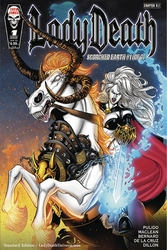 Lady Death: Scorched Earth #1 Broomall Cover (2020 - ) Comic Book Value