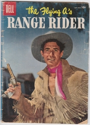 Flying A's Range Rider, The #15 (1952 - 1959) Comic Book Value