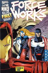 Force Works #1 (1994 - 1996) Comic Book Value