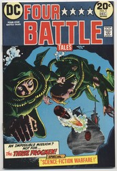 Four-Star Battle Tales #5 (1973 - 1973) Comic Book Value