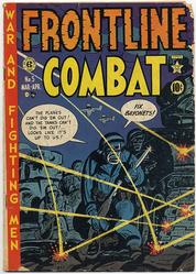 Frontline Combat #5 (1951 - 1954) Comic Book Value