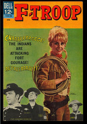 F-Troop #6 (1966 - 1967) Comic Book Value