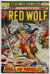 Red Wolf #8 (1972 - 1973) Comic Book Value