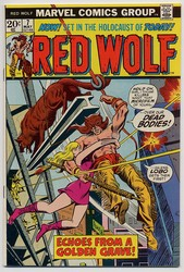 Red Wolf #7 (1972 - 1973) Comic Book Value