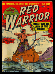 Red Warrior #4 (1951 - 1951) Comic Book Value