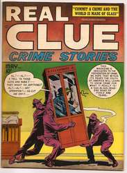 Real Clue Crime Stories #V3 #3 (1947 - 1953) Comic Book Value