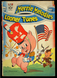 Looney Tunes and Merrie Melodies Comics #10 (1941 - 1962) Comic Book Value
