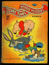 Looney Tunes and Merrie Melodies Comics #7 (1941 - 1962) Comic Book Value