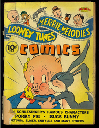 Looney Tunes and Merrie Melodies Comics #2 (1941 - 1962) Comic Book Value