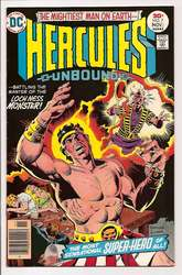 Hercules Unbound #7 (1975 - 1977) Comic Book Value